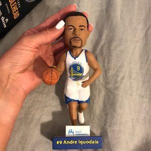 Warriors Andre Iguodala #9 bobblehead